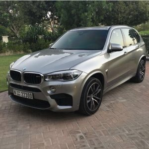 BMW X5 M POWER in Dubai