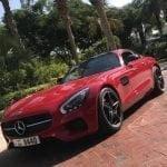 Rent Mercedes AMG GTS