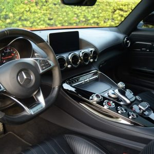 Rent Mercedes AMG GTS 2016