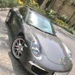 for rent Porsche 911 Carrera S in Dubai