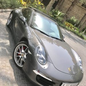 for rent Porsche 911 Carrera S in Dubai