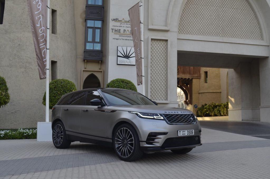 Range Rover Velar in Dubai