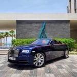 Rolls Royce Dawn in Dubai