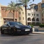 Porsche Panamera Turbo Sport