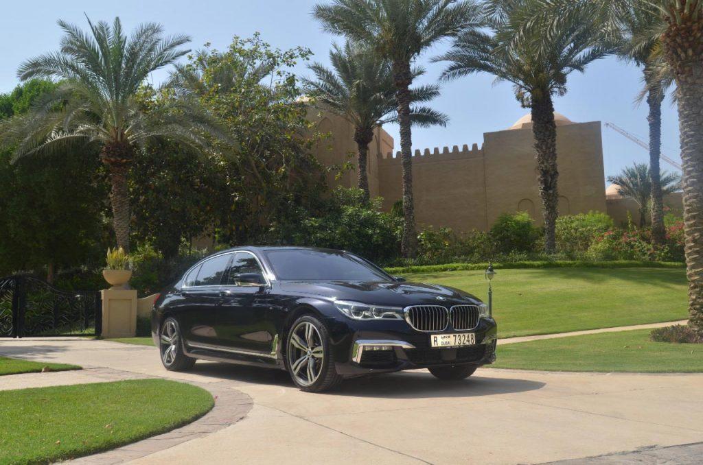 BMW 740 M 2016 in Dubai