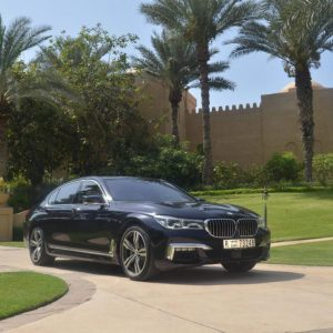 BMW 740 M 2016 in Dubai