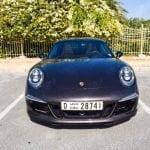 rent Porsche Carrera 911 4 GTS
