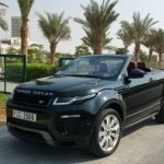 Rent Range Rover Evoque in Dubai
