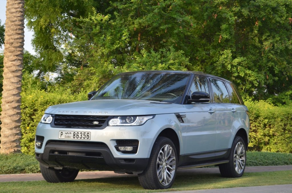 Range Rover Sport Supercharged 2017 for rent