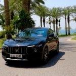 Rent Maserati Levante SUV in Dubai