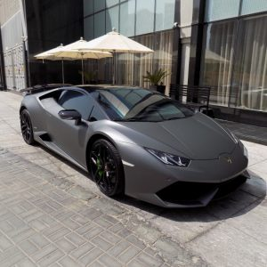rent lamborghini huracan coupe in Dubai