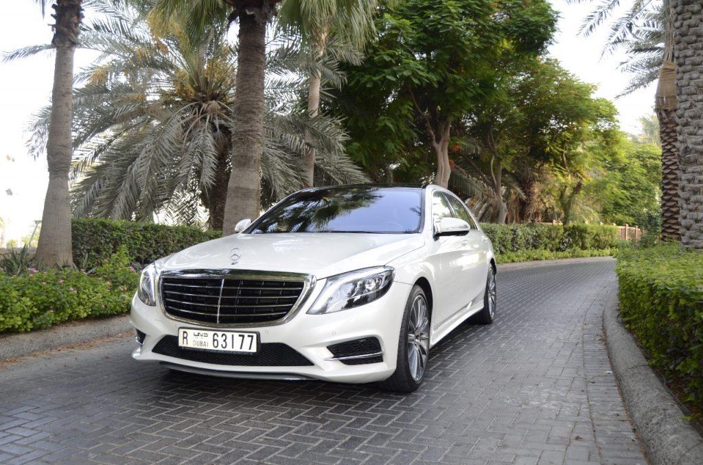 rent Mercedes Benz s500 2017
