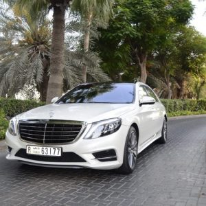 rent Mercedes Benz s500 2017