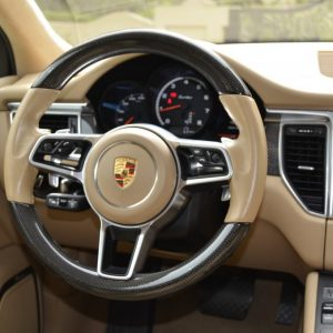 rent porsche macan turbo 2017 in Dubai at MTN rent a car