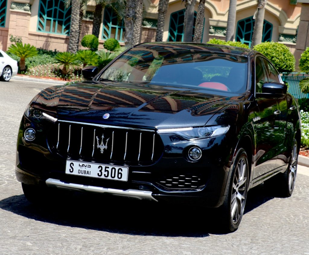 Executive Transfer in Dubai SUV in Dubai