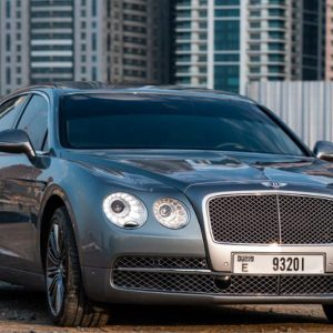 Bentley-Flying-Spur-2019 - corporate chauffeur transfer