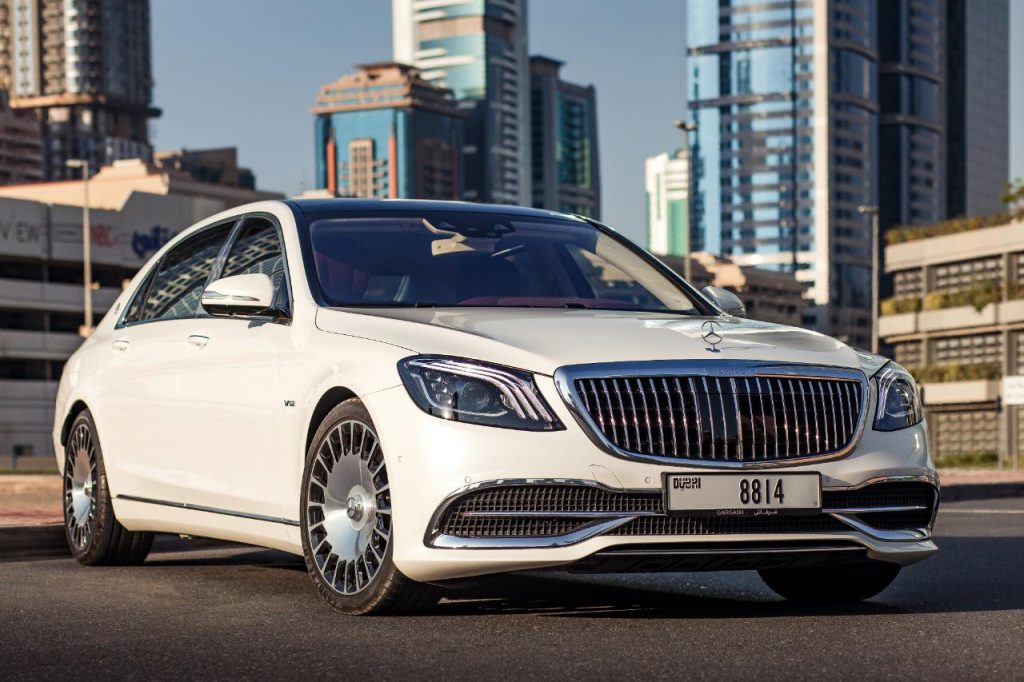 Mercedes-Maybach S560-S650 2020