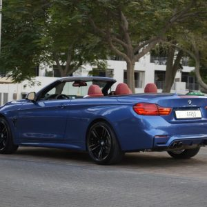BMW 430 LI Convertible 2019