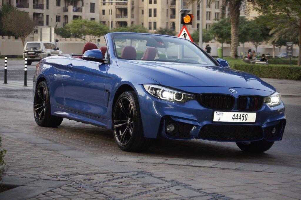 BMW 430 LI Convertible 2019 Dubai