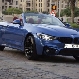 BMW 430 LI Convertible 2019 Dubai