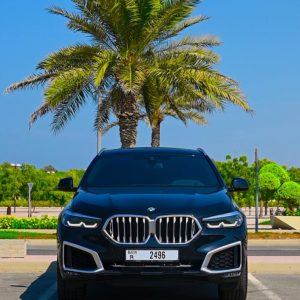 BMW X6 2021 - Rent a luxury car
