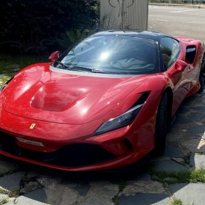 Ferrari F8 Tributo 2019 Red 6000