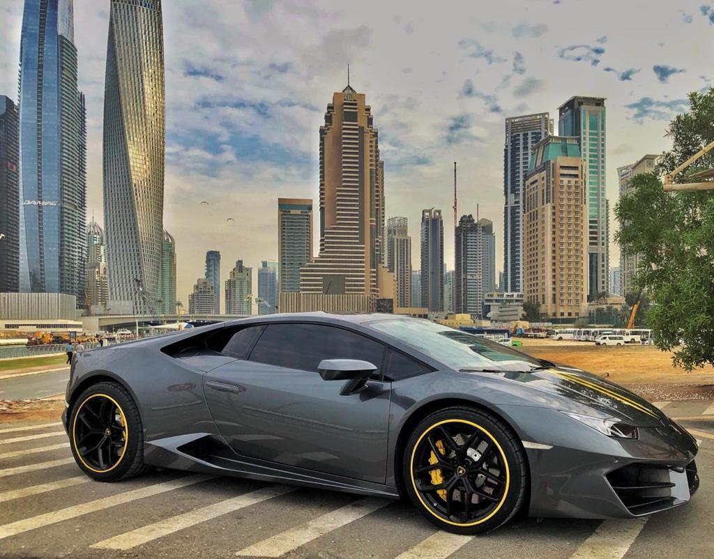 Lamborghini Huracan 2018