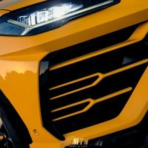 Lamborghini Urus 2020 Yellow