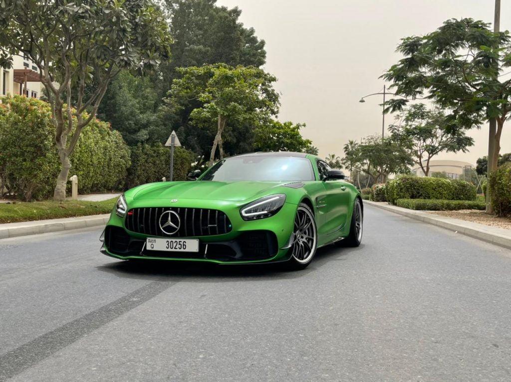 Mercedes-AMG GTR Pro 2020