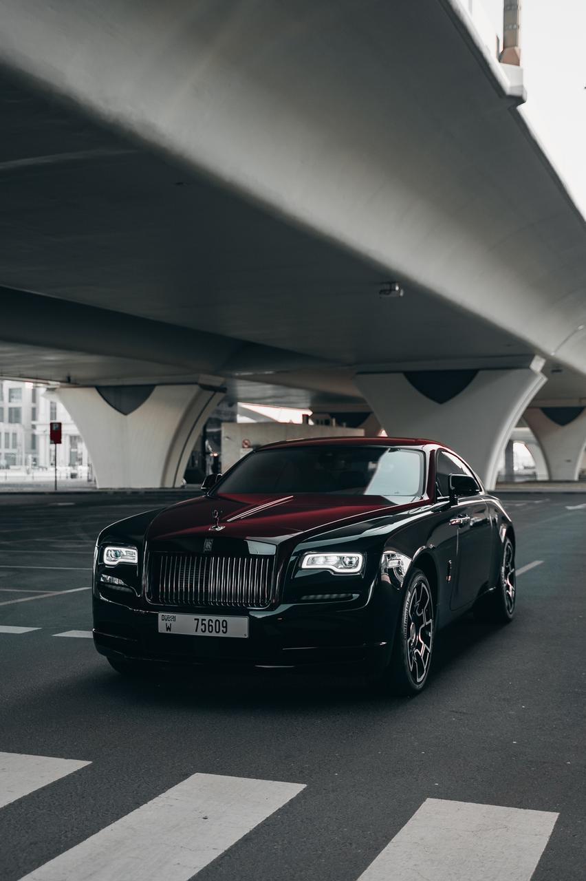 Rolls Royce Wraith 2019 MTN