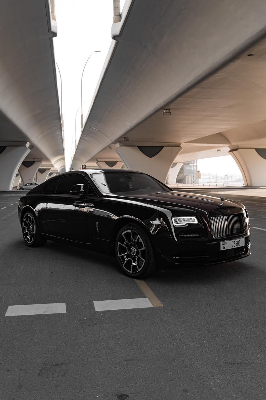 Rent Rolls Royce Wraith 2019