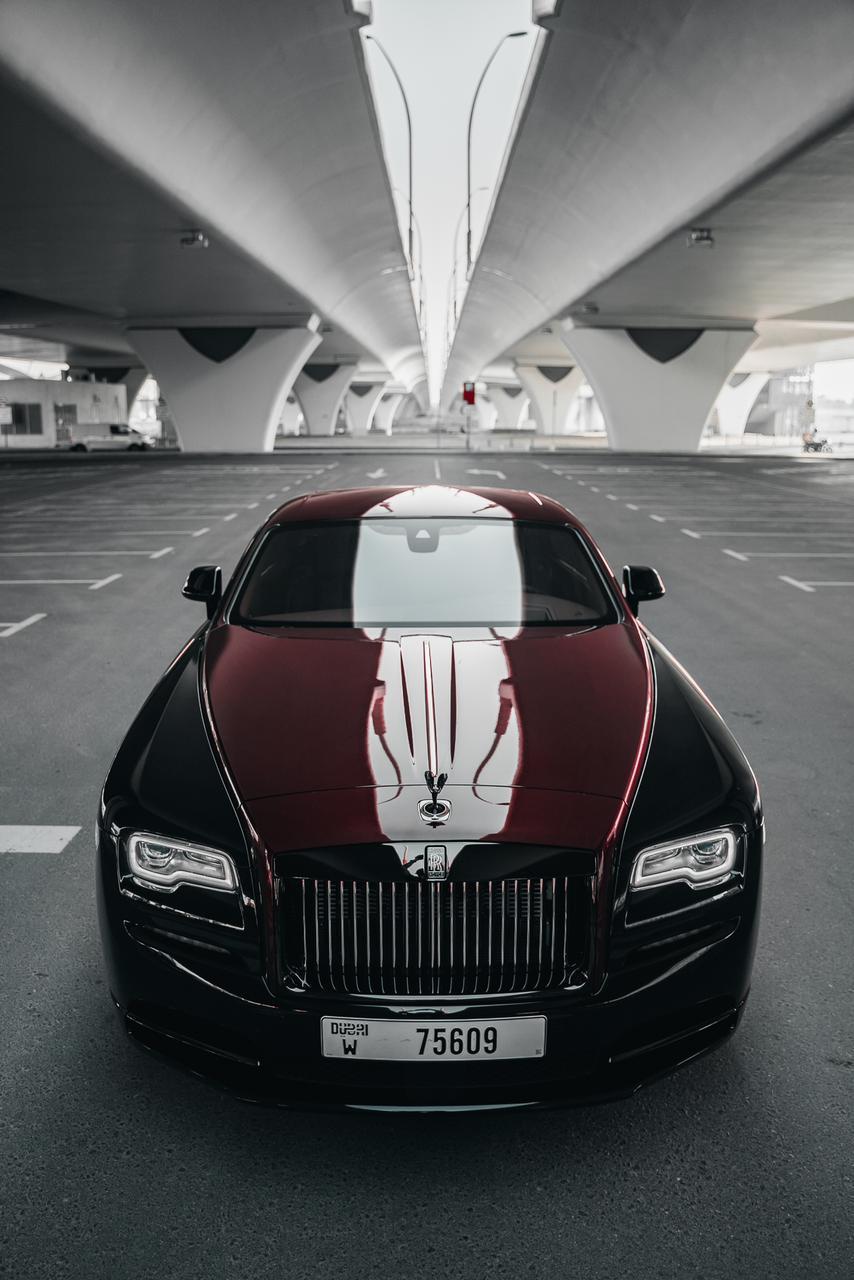 Hier Rolls Royce Wraith 2019 in Dubai