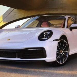 Porsche Carrera 911 2020