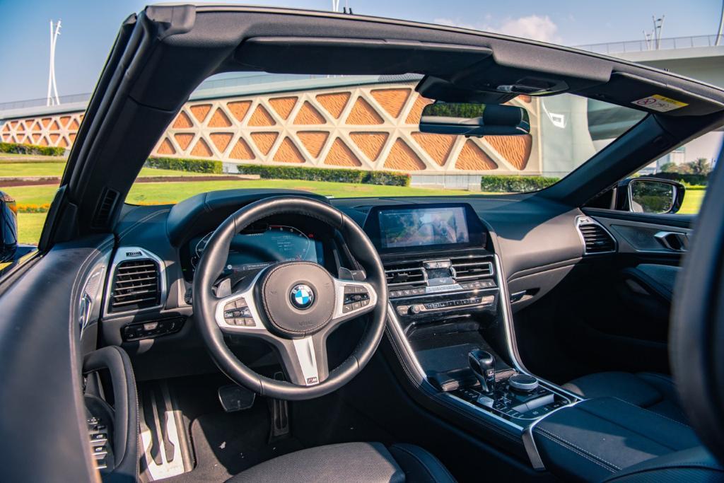 BMW M850 Convertible 2020