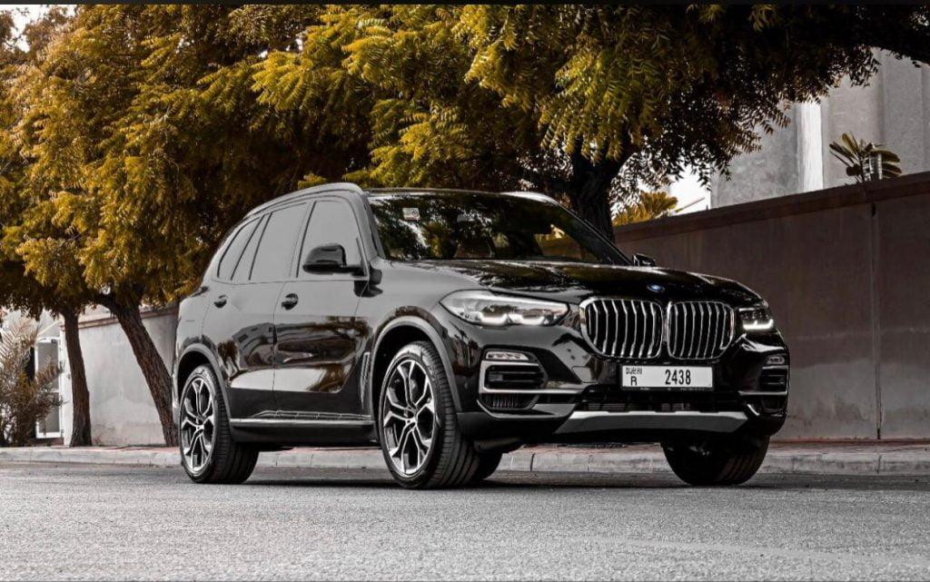 BMW X5 2022 -2021 in Dubai