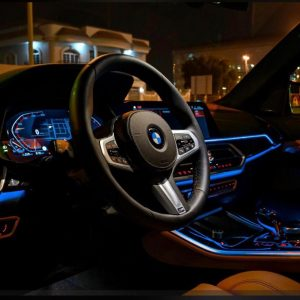 Rent BMW X5 2022 -2021 in Dubai Wheel