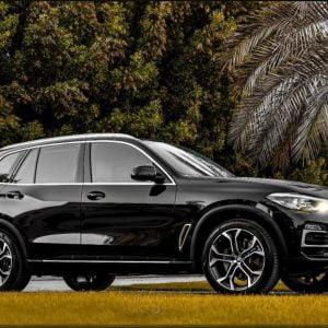 Hire BMW X5 2022 -2021 in Dubai luxury SUV